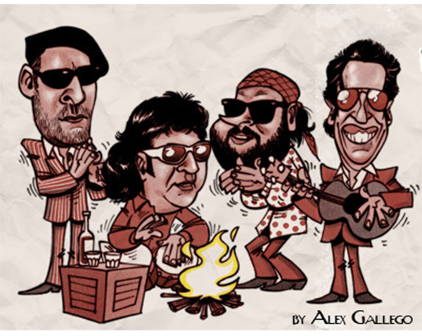 Rumba Tarumba caricatura